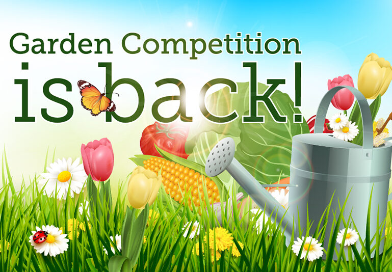 "alt=""Garden competition is back"""